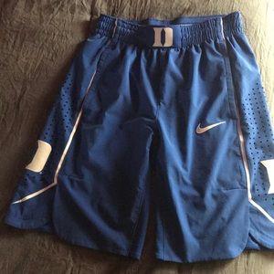 Duke Blue Devils Nike College Shorts